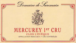 mercurey-label