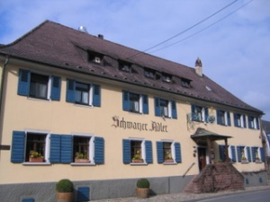 The Schwarzer Adler Hotel and Restaurant