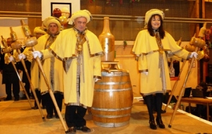The ambassadeurs du Vin Jaune