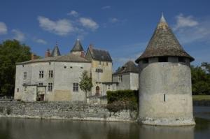 Château de la Brède, south of Bordeaux