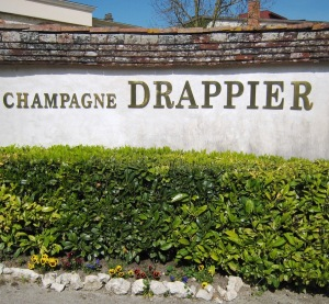 The Drappier Champagne House in Urville, near Bar-sur-Aube