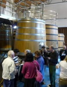 Group wine tour 2 - blog