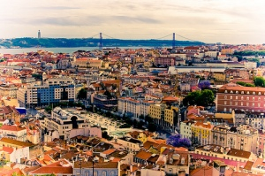 The city of Lisbon ©Ryan Opaz/Catavino