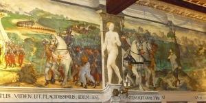 Villa Margon Frescos for Ferrari blog