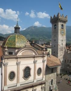 Trento's main square