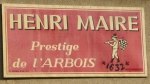 Henri Maire in Arbois