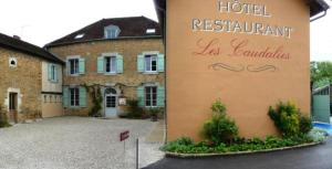 Hotel Restaurant in Arbois