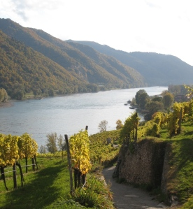 Wachau on the Danube