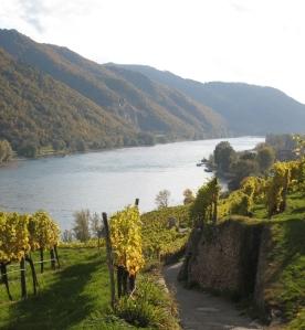 Wachau on the Danube