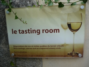 Le Tasting Room - Loire Valley