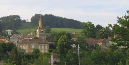 Pernand Vergelesses, Burgundy wine village