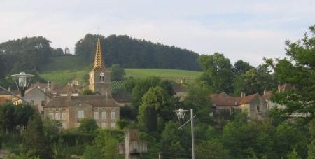 Pernand Vergelesses, Burgundy wine village