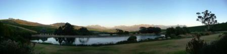 Stellenbosch view