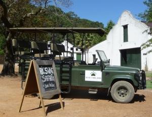 Warwick wine tour