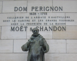 Dom Pérignon at Moët