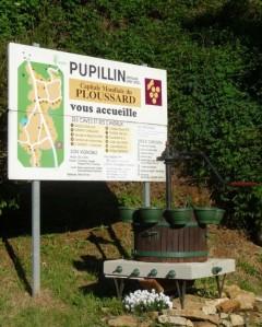 Jura wine village